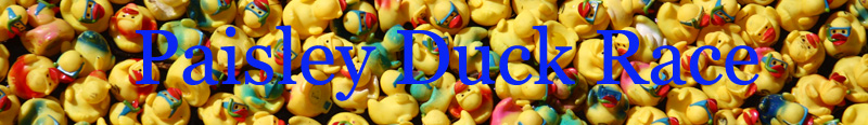 Paisley Duck Race