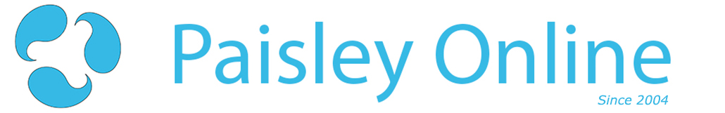 Paisley Online Web Banner 3
