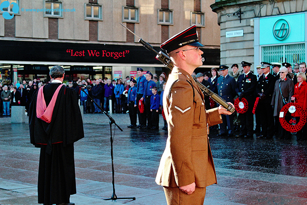 Remembrance Sunday II